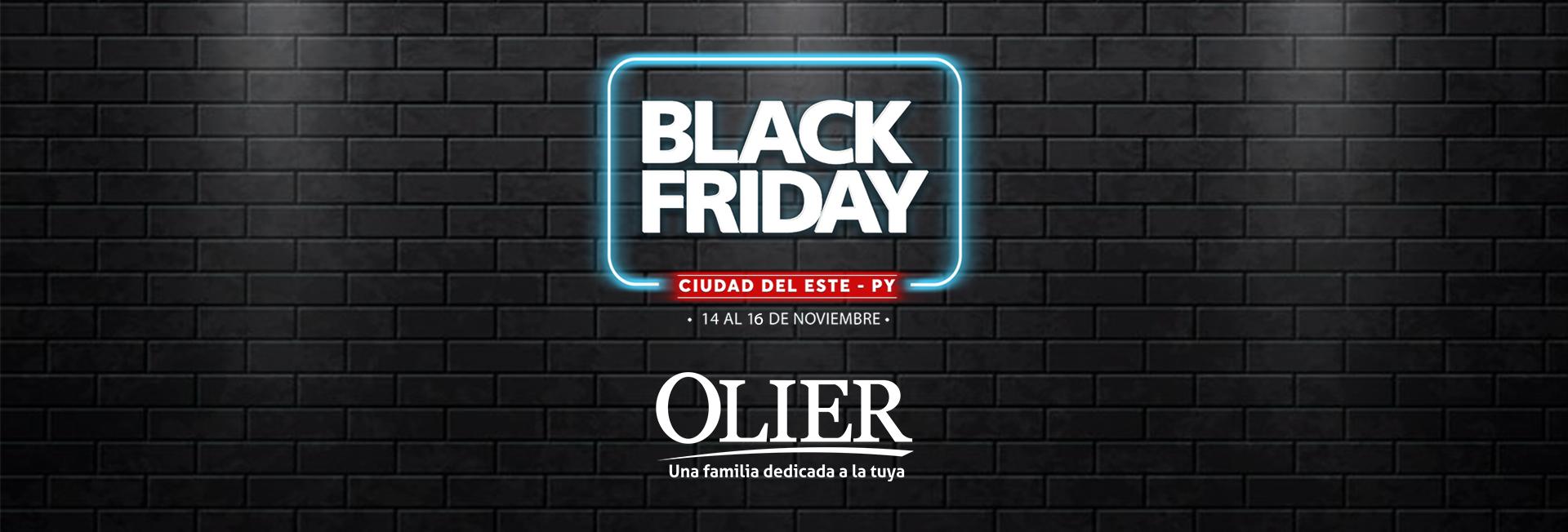 Black Friday CDE