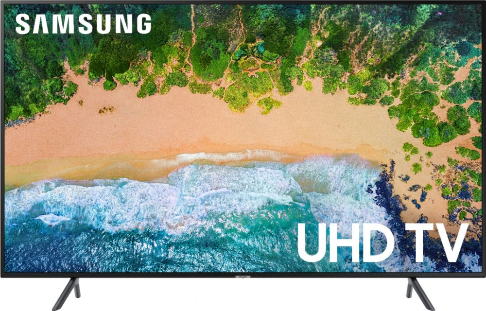 "Smart TV Samsung 50"" NU7100 4K"